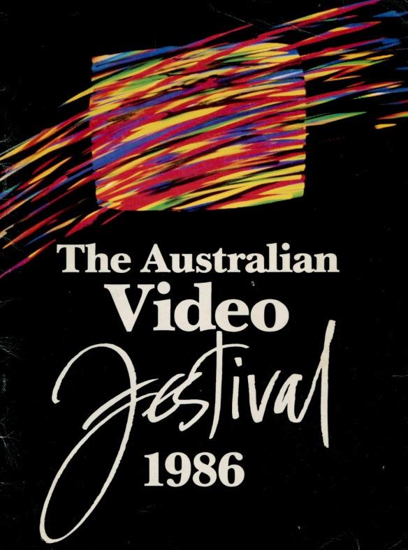 Hair Cut Dance screened at The Australian Video Festival 1986