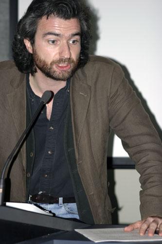 Adam Possamaï, University of Western Sydney