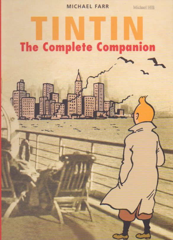 The Michael Farr Tintin companion book